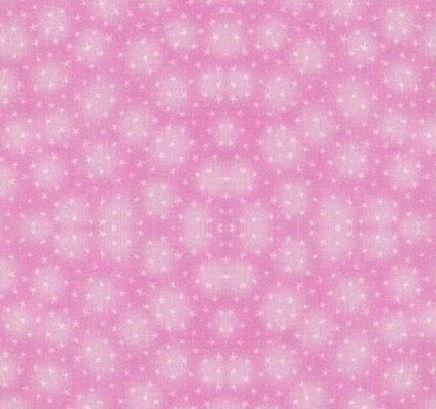 6383-PETAL Blank Starlet Petal Pink background with Tiny Stars