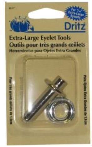 661T Dritz Extra Large Eyelet Tool 7/16