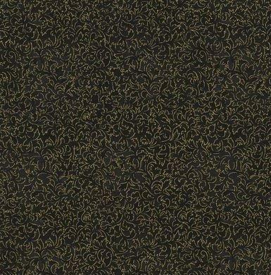 6644-2 Robert Kaufman Fusions 11 Gold Metallic Black