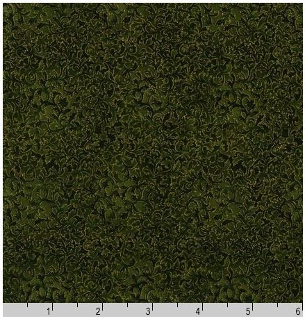 EYJM-6644-49 Robert Kaufman Fusions 11 Olive