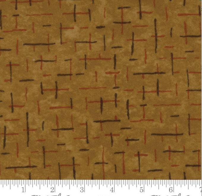 6704-12F Moda Flannel Fall Impressions Holly Taylor