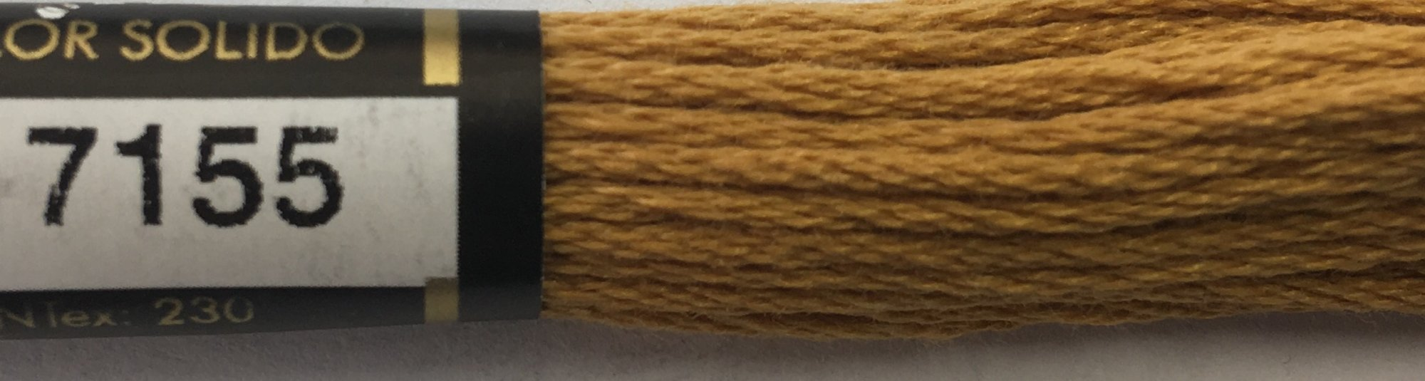F7155 Presencia 100% Mercerized Finca Cotton 6 ply Embroidery Floss 8 meter skein