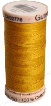 0758 Gutermann Hand Quilting Thread 220 yards Yellow