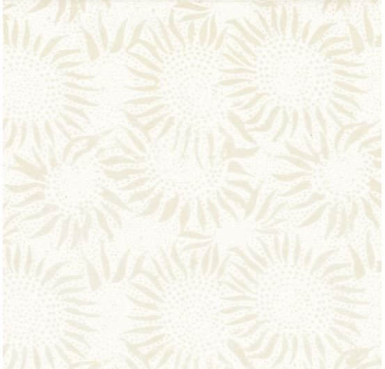 884-265 Hoffman of California, Batik, Sunflower Oyster