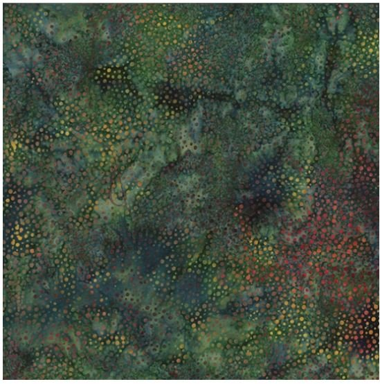 885-225 Hoffman of California Batik Rosemary