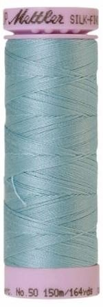 9105-0020 105-669 Mettler Silk Finished Cotton Thread 164 yards Rough Sea