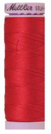 9105-0102 105-837 Mettler Silk Finished Cotton Thread 164 yards Poinsettia