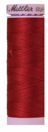 9105-0105 105-0601 Mettler Silk Finished Cotton Thread 164 yards Fire Engine