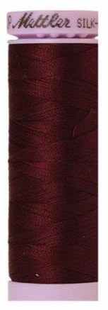 9105-0111 105-771 Mettler Silk Finished Cotton Thread 164 yards Beet Red