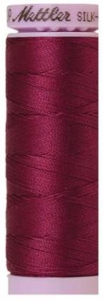 9105-0157 105-958 Mettler Silk Finished Cotton Thread 164 yards Sangria