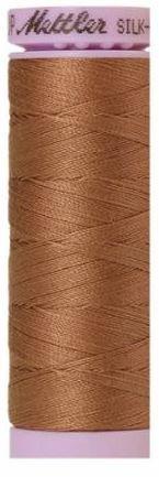 9105-0280 105-525 Mettler Silk Finished Cotton Thread 164 yards Walnut