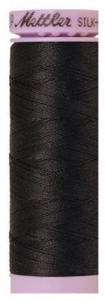 9105-0348 105-758 Mettler Silk Finished Cotton Thread 164 yards Mole Gray