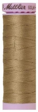 9105-0380 105-521 Mettler Silk Finished Cotton Thread 164 yards Dried Clay