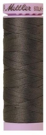 9105-0416 105-642 Mettler Silk Finished Cotton Thread 164 yards Dark Charcoal