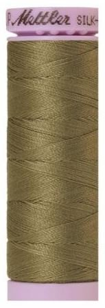 9105-0420 105-785 Mettler Silk Finished Cotton Thread 164 yards Olive Drab