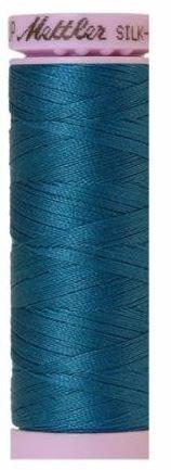 9105-0483 105-878 Mettler Silk Finished Cotton Thread 164 yards Dark Turquoise