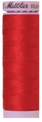 9105-0501 105-821 Mettler Silk Finished Cotton Thread 164 yards Wildfire