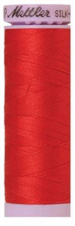 9105-0510 105-739 Mettler Silk Finished Cotton Thread 164 yards Hibiscus
