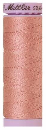9105-0637 105-648 Mettler Silk Finished Cotton Thread 164 yards Antique Pink