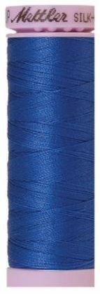9105-0815 105-790 Mettler Silk Finished Cotton Thread 164 yards Cobalt Blue