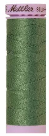 9105-0844 05-540 Mettler Silk Finished Cotton Thread 164 yards Asparagus