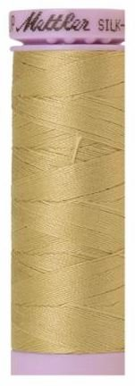 9105-0857 105-520 Mettler Silk Finished Cotton Thread 164 yards New Wheat
