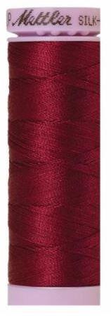 9105-0869 105-603 Mettler Silk Finished Cotton Thread 164 yards Pomegranate