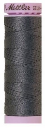 9105-0878 105-751 Mettler Silk Finished Cotton Thread 164 yards Mousy Gray
