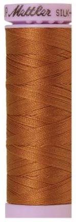 9105-0899 105-658 Mettler Silk Finished Cotton Thread 164 yards Bronze