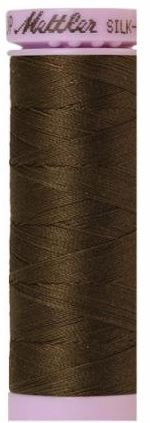 9105-1043  105-706 Mettler Silk Finished Cotton Thread 164 yards Olive