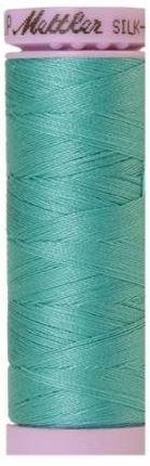 9105-1091 105-554 Mettler Silk Finished Cotton Thread 164 yards Deep Aqua