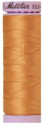 9105-1172 105-507 Mettler Silk Finished Cotton Thread 164 yards Dried Apricot