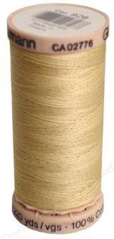 0829 Gutermann Hand Quilting Thread 220 yards Cream