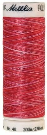 4820-9405 Mettler 100 % Polyester Variegated Embroidery Thread 220 yards