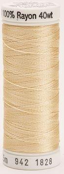 Sulky 100% Viscose Rayon 250 yrds 40 wt Seashell 942-1828