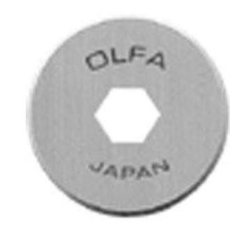 9463 Olfa 18mm Rotary Blades RB18-2