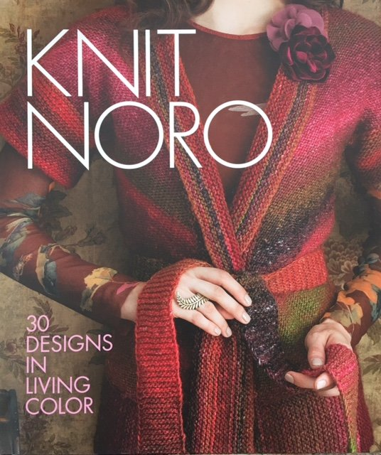 96152 Knitting Fever Knit Noro 30 Designs in Living Color