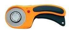 9655 Olfa 60 mm  Ergonomic Rotary Cutter RTY-3/DX