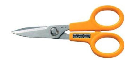 9765 Multi Purpose Scissors Fine Serrated Blade SCS-1