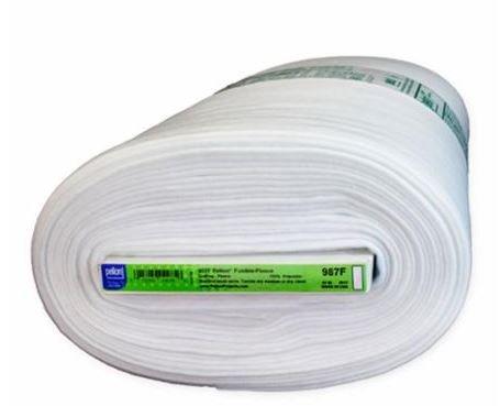 987F Pellon 44 inch wide fusible fleece