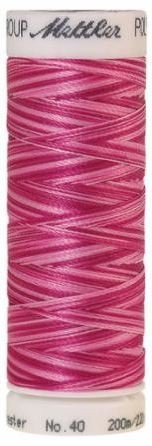 4820-9923 Mettler 100 % Polyester Variegated Embroidery Thread 220 yards