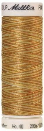 4820-9933 Mettler 100 % Polyester Variegated Embroidery Thread 220 yards