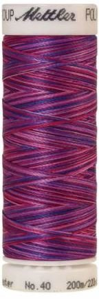 4820-9973 Mettler 100 % Polyester Variegated Embroidery Thread 220 yards