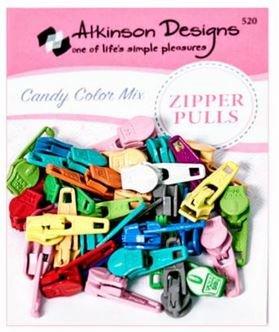 ATK-520 Zipper Pulls