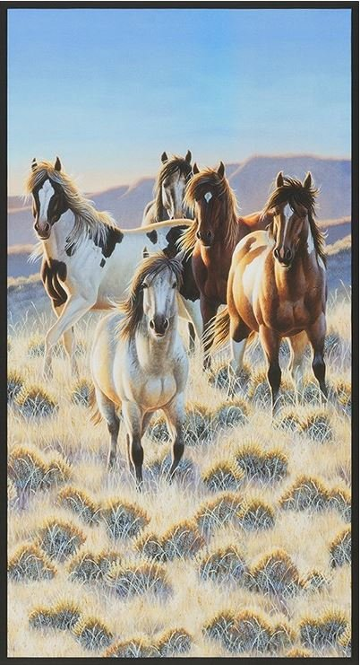 AUYD-18288-268 Robert Kaufman Norht American Wildlife Digital Print