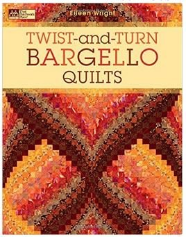 B1016 Martingale Twist and Turn Bargello Quilts by Eileen Wright