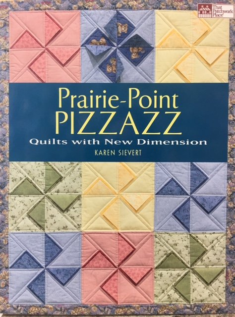 B1106 Martingale Prairie Point Pizzazz by Karen Sievert
