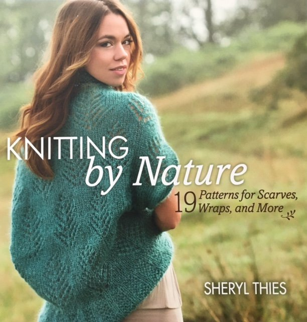 B1136 Martingale Knitting by Nature by Sheryl Thies