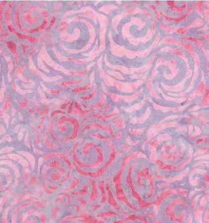 B6638-Petal Timeless Treasures Tonga Batik