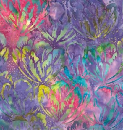 B6640-Passion Timeless Treasures Tonga Batik